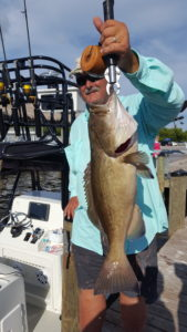 Gag Grouper Back Country Fishing