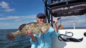 Gag Grouper Sanibel Fishing Charters