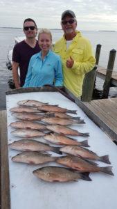 Snapper Fishing Trip